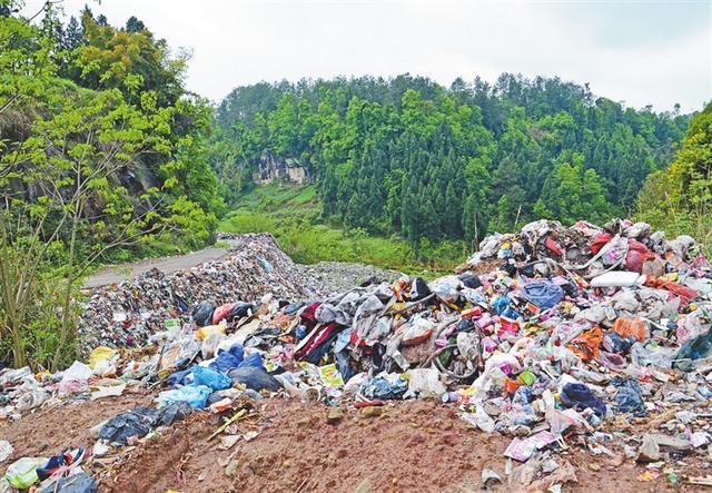 点赞!忠县这个地方堆成山的垃圾不见了