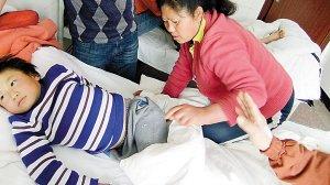 10岁男童遭母亲暴打 左手两处骨折已入院治疗