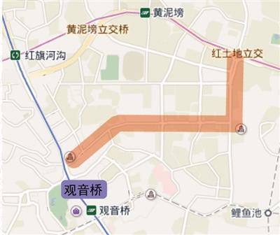 """观音桥要挖北城""""地""""街 打造地下商圈"""