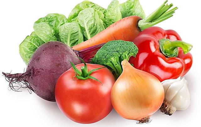 多吃新鲜果蔬,细胞突变少