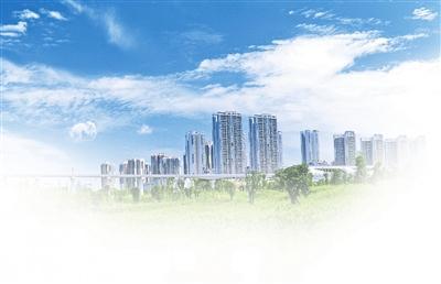 沙坪坝:新城新貌新生活