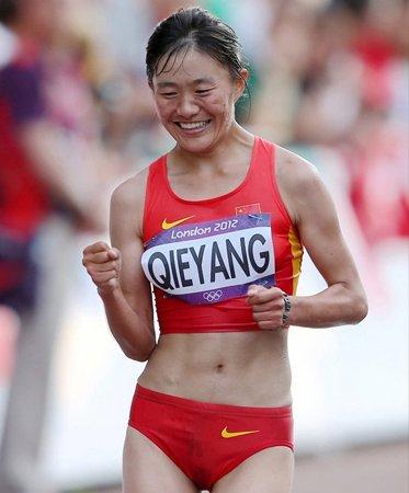 中国奥运首个藏族选手:我是幸福的牧民家孩子