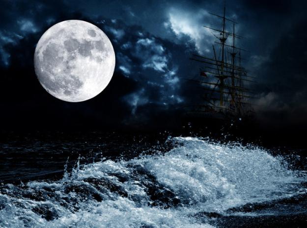 """睡不好觉真的是""""月亮惹的祸""""!"""