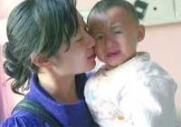 1岁半的女儿查出癌症 妈妈含泪引产了双胞胎