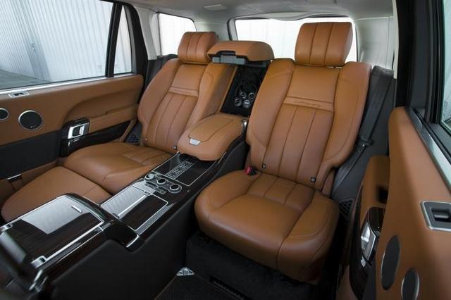 [海外车讯]路虎将推揽胜顶级版 PK宾利SUV