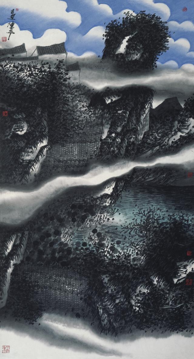 造化心源——当代山水画系列展来渝开展