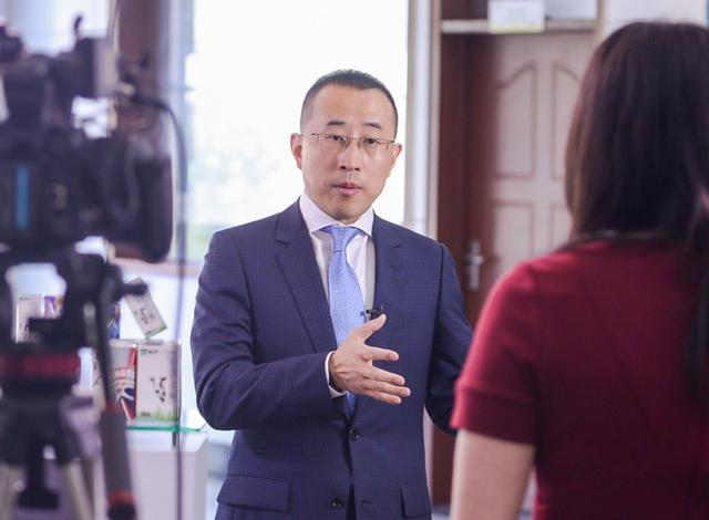 CNBC首次专访中国乳企  蒙牛卢敏放聚焦品牌全球化