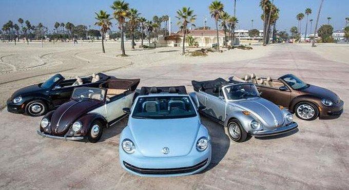 大众的起源车型竟有这么多好玩的事!