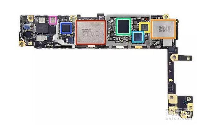 iphone6s终极拆解揭秘玫瑰金内部结构