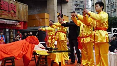 第二届重庆年猪文化节启幕 购古昌土猪肉享多重优惠