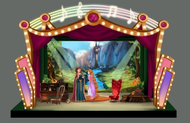 合家欢音乐童话剧——《长发公主乐佩拯救王子记》