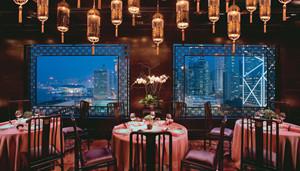 香港文华东方酒店 一出生就已风华正茂