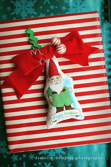 圣诞来啦 DIY卡片表达关爱吧