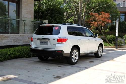 2013年度SUV销量TOP10盘点 合资车型占优