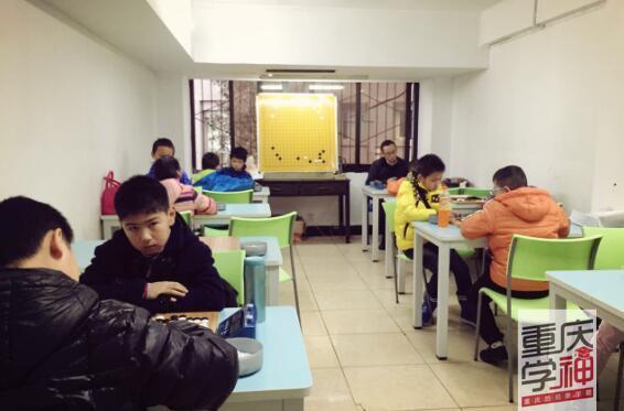 """《重庆学神NO.08》厉害!3岁学棋8岁4段 小小少年乐在""""棋""""中"""
