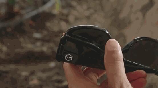 运动太阳镜能录视频 装X都变得更有意义了