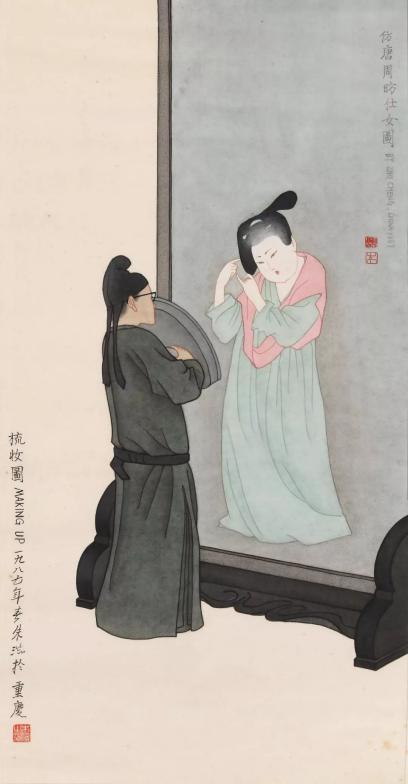朱澄作品选——传统与现代、东方与西方的交织碰撞