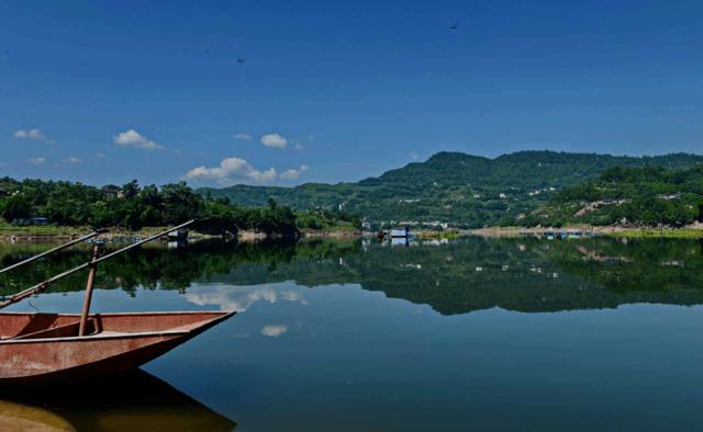 逃离高温酷暑 去丰都江池享受25℃的完美夏天