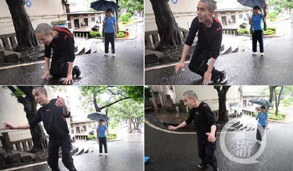 """虎妈管萍:用28年让脑瘫儿子""""站起来"""""""