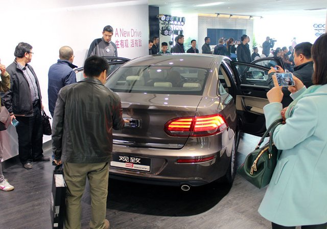 观致汽车正式入渝 城市展厅率先开业迎宾