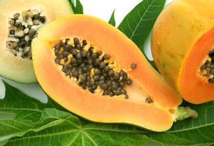 秋季易脱发 常吃木瓜坚果巧预防