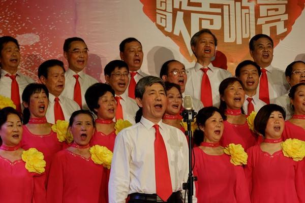 首届重庆市电视合唱大赛拉开序幕