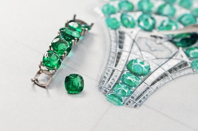 卡地亚| 高级珠宝腕表美学