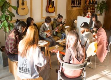 一节课教你玩转夏威夷小吉他