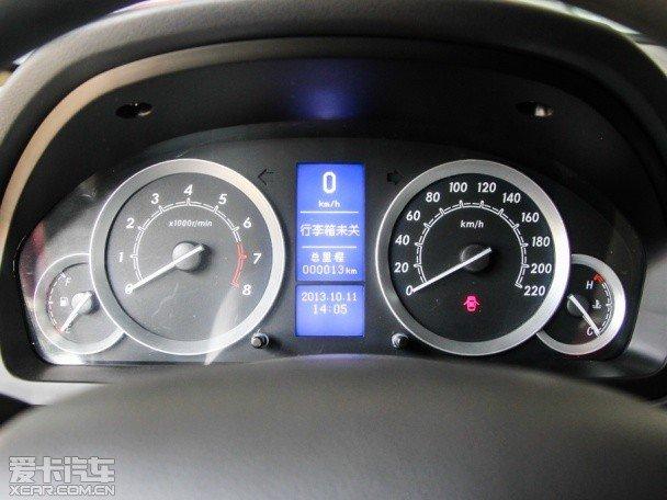 北京汽车2013款北京汽车E系列三厢