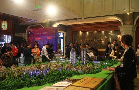 中渝·梧桐公馆 高性价比房源 受市场热切追捧
