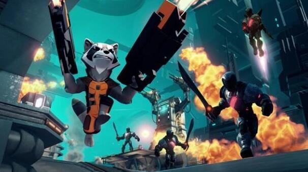 未来迪士尼 能看到真正的米奇和高飞机器人
