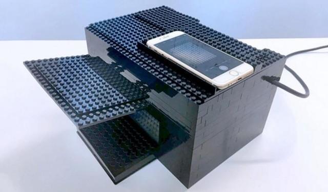 iPhone和乐高的组合竟能检测致命毒剂