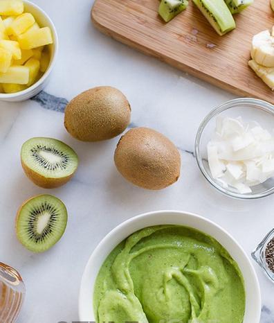 绿色早餐DIY,5分钟轻松告别小肥膘!