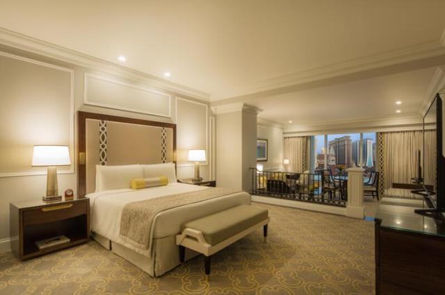 澳门威尼斯人十周年 套房升级八月推周年优惠