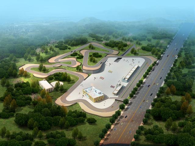 汽车爱好者的福音 重庆首个赛车场开建