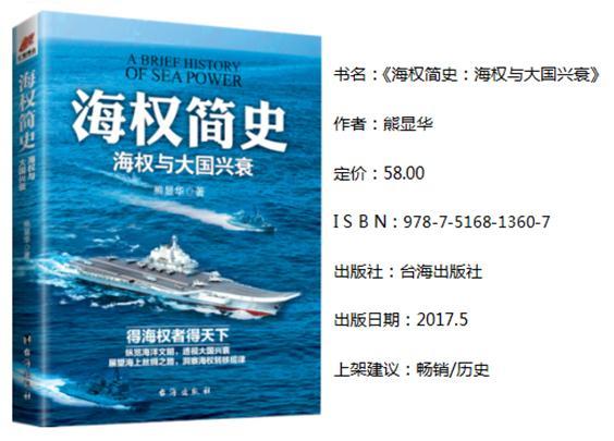 悦读NO.54:《海权简史:海权与大国兴衰》古今海权之思