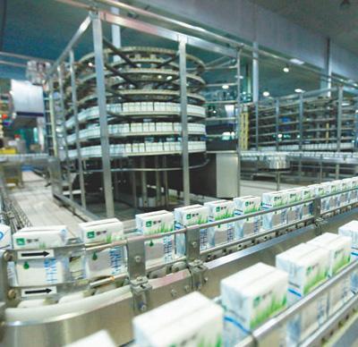 打造乳业世界级中国品牌