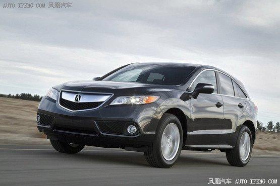 2013年北美最畅销豪华车排行 日系占优