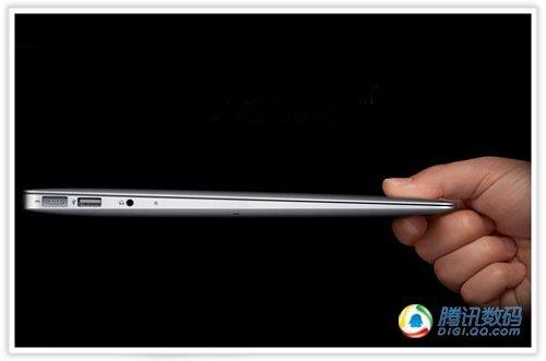 苹果MacBook Air腾讯数码网友抢先试用