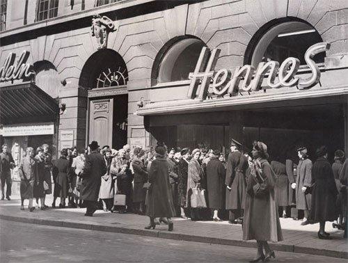 H&M品牌发展历史及重大事件