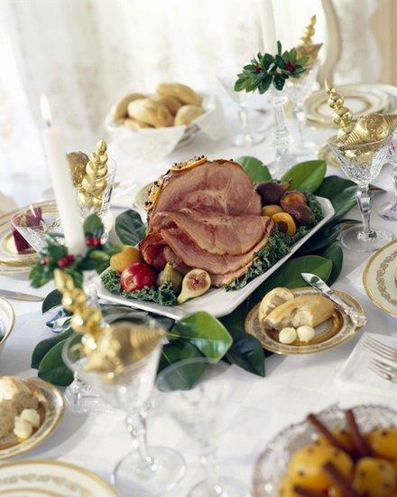 洲际酒店圣诞欢宴