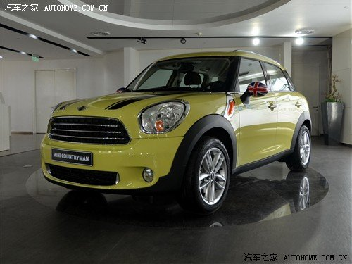 28.8万起  MINI COUNTRYMAN新车型上市
