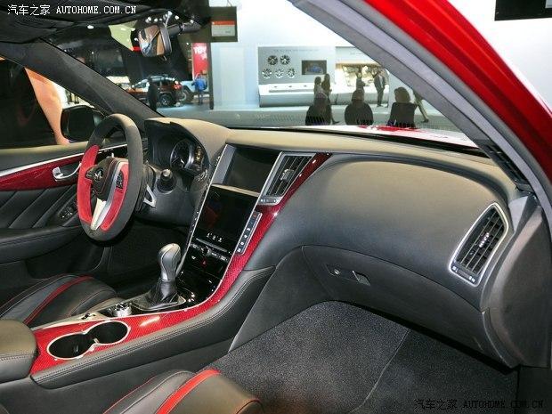 英菲尼迪英菲尼迪英菲尼迪Q502014款 Eau Rouge concept