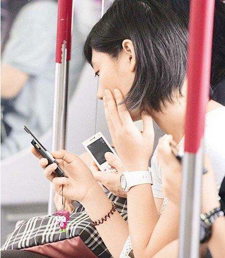 沉迷于手机上网的少吅妇出轨的可能性会更大? - 柏村休闲居 - 柏村休闲居