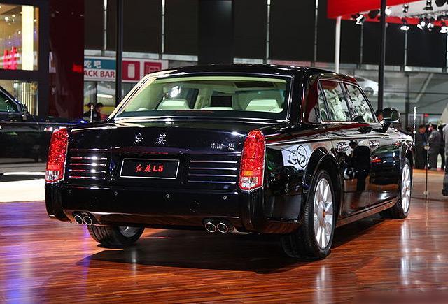 [国内车讯]红旗L5于北京车展上市 售百万元