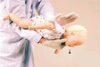 宝宝被喂花生米呛进气管?快用海氏急救法