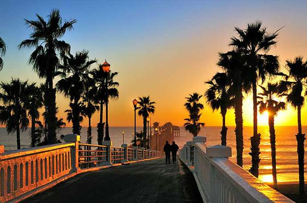 圣地亚哥:最令人激动的海滨城市