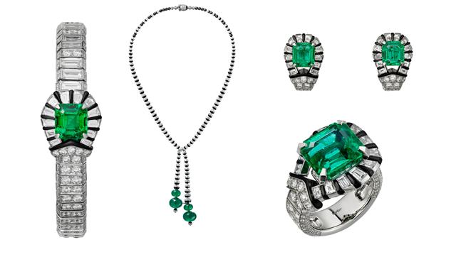 Cartier 价值一亿的珍珠到底有多美