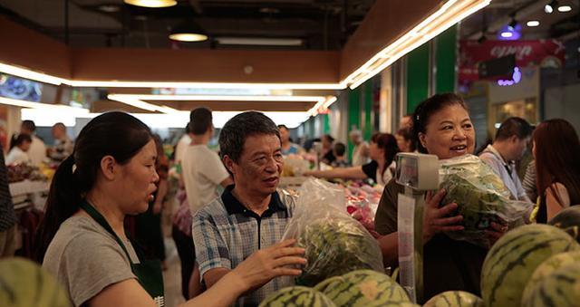 渝北区最大现代化星级农贸市场千集汇闪耀加州