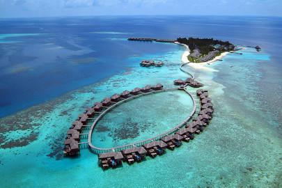 去马尔代夫旅游选岛原则 就得这么选
